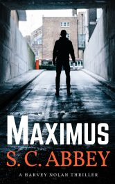 bargain ebooks Maximus: A Harvey Nolan Thriller Mystery Thriller by S.C. Abbey