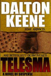 bargain ebooks TELESMA Historical Thriller by Dalton Keene