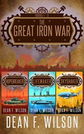 free scifi ebooks the great iron war