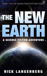 bargain ebooks The New Earth YA SciFi Adventure by Nick Langenberg