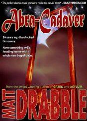 bargain ebooks Abra-Cadaver Horror by Matt Drabble