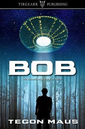 bargain ebooks BOB Science Fiction by Tegon Maus