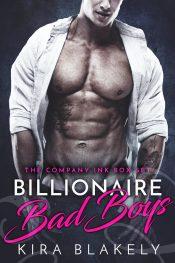 bargain ebooks Billionaire Bad Boys Erotic Romance by Kira Blakely