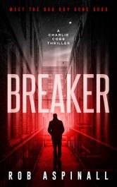 bargain ebooks Breaker Mystery by Rob Aspinall