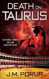bargain ebooks Death on Taurus Science Fiction by J.M. Porup