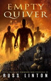 bargain ebooks Empty Quiver Science Fiction by Russ Linton