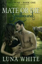 bargain ebooks Mate or Die 1 Paranormal Romance by Luna White