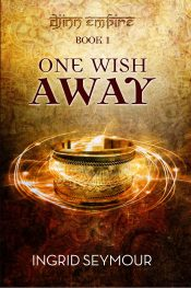 bargain ebooks One Wish Away YA Paranormal Romance by Ingrid Seymour
