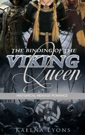 bargain ebooks The Binding of the Viking Queen Erotic Romance by Kalena Lyons