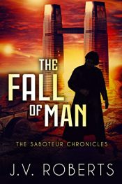 bargain ebooks The Fall of Man Science Fiction by J.V. Roberts