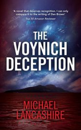 bargain ebooks The Voynich Deception Action/Adventure by R.B. Hilliard