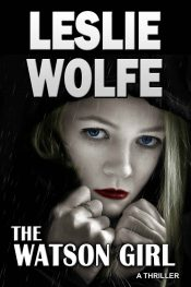 bargain ebooks The Watson Girl Mystery Thriller by Leslie Wolfe