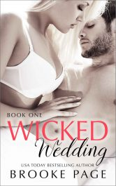 bargain ebooks Wicked Wedding Erotic Romance by Brooke Page