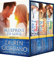 bargain ebooks Blueprint to Love Books 1-3 Romance by Lauren Giordano