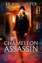 bargain ebooks Chameleon Assassin Urban Fantasy by BR Kingsolver