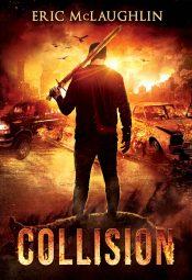 bargain ebooks Collision Thriller by Eric McLaughlin