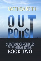 outpost matthew keith dystopian science fiction