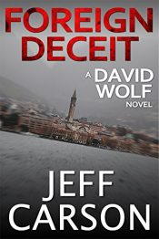 bargain ebooks Foreign Deceit Mystery by Jeff Carson