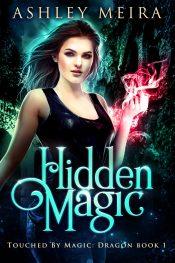 bargain ebooks Hidden Magic Urban Fantasy by Ashley Meira