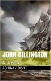 bargain ebooks John Billington: A Dream Historical Adventure by Abhinav Bisht