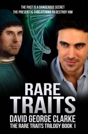 bargain ebooks Rare Traits Historical Thriller by David George Clarke