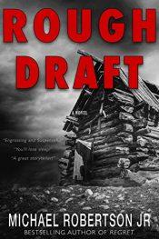 bargain ebooks Rough Draft Horror by Michael Robertson Jr