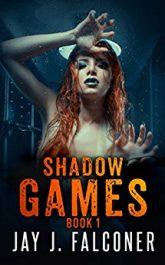 bargain ebooks Shadow Games Young Adult Action/Adventure by Jay J. Falconer
