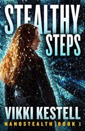 bargain ebooks Stealthy Steps Science Fiction by Vikki Kestell