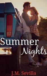 summer nights j.m. sevilla young adult romance
