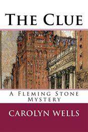 mystery book the clue carolyn wells