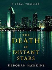 deborah hawkins the death of distant stars thriller