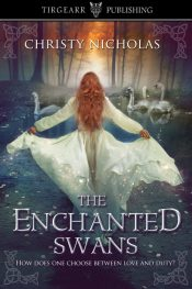 christy nicholas the enchanted swans fantasy