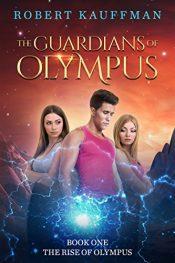 robert kauffman the guardians of olympus