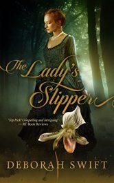 bargain ebooks The Lady's Slipper Historical Fiction by Deborah Swift