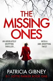 patricia gibney the missing ones mystery thriller