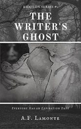 a.f. lamonte the writer's ghost