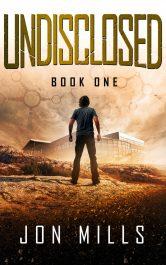 bargain ebooks Undisclosed SciFi Action/Adventure by Jon Mills