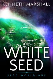 bargain ebooks White Seed Science Fiction by Kenneth Marshall