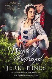 bargain ebooks Winds of Betrayal Historical Fiction by Jerri Hines