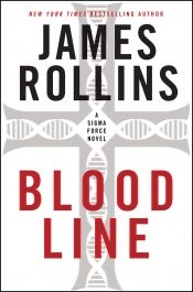 bargain ebooks Bloodline Action Mystery by James Rollins