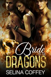 bargain ebooks Bride of the Dragons Paranormal Romance by Selina Coffey