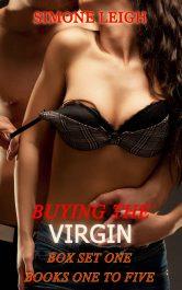 bargain ebooks Buying the Virgin - Box Set One Erotic Romance by Simone Leigh