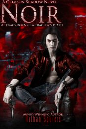 bargain ebooks Crimson Shadow: Noir Horror by Nathan Squiers