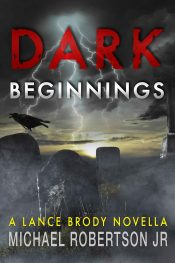 bargain ebooks Dark Beginnings Horror by Michael Robertson Jr