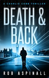 bargain ebooks Death & Back Crime Thriller by Rob Aspinall