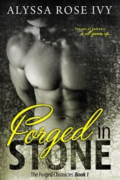 bargain ebooks Forged in Stone Fantasy by Alyssa Rose Ivy