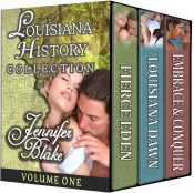 jennifer blake louisiana history collection