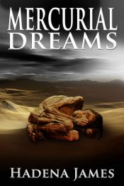 bargain ebooks Mercurial Dreams Crime Thriller by Hadena James