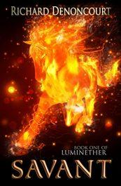 bargain ebooks Savant Fantasy by Richard Denoncourt