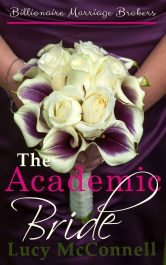 bargain ebooks The Academic Bride Contemporary Romance by Lucy McConnell